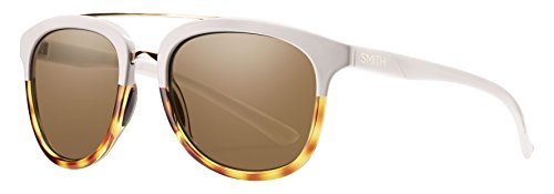 Grn N Clayton Unisex Shiny White Gafas Pz Negro de Tortoi Smith 53 Grey D28 L7 Black CP Brown Sol Blanco Adulto O50wdpq