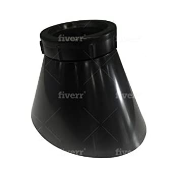Vent Seal Plus 2 In Full Skirt Roof Vents Amazon Com