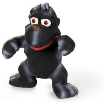 Pet Supplies : Pet Squeak Toys : Knight Pet Latex Gorilla