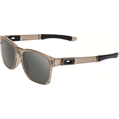 Oakley Men's Catalyst OO9272-01 Square Sunglasses, Sepia, 55 - Catalyst Lenses Oakley