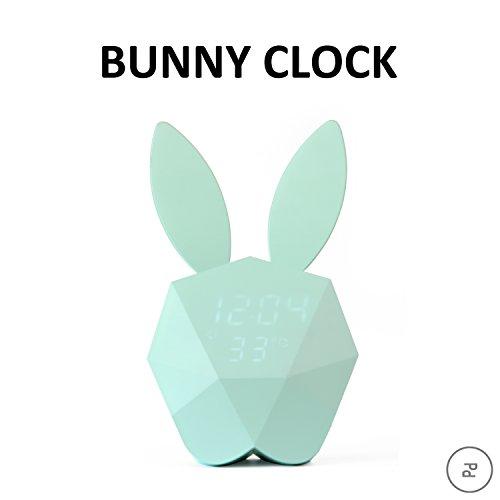 Alarm Clock,OrangePP LED Night Light,Kids Animal Lighting...