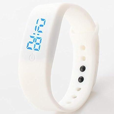 Reloj Digital LED Impermeable 💝💞 Yesmile Reloj Deportivo ...
