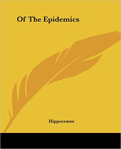 Of The Epidemics
