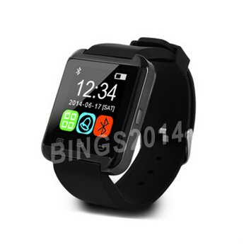 Bluetooth Smart Watch WristWatch U8 U Watch para iPhone 4/4S/5/5S ...