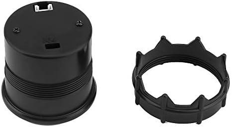 Monland Indicateur de Pression de V/éHicule Accessoire de Modification de Voiture Num/éRique LED 12V Turbo Boost Manom/èTre PSI M/èTre