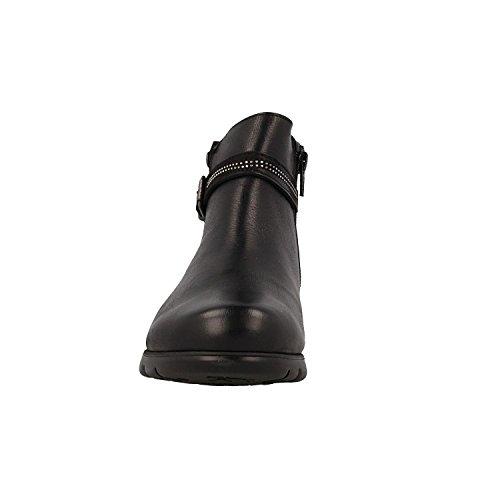 Zapato FLUCHOS F0357 Negro Negro Nobuck Sugar rxTwrUYPq