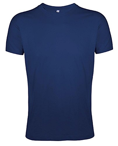 SOL´S Regent Fit T-Shirt, L, French Navy