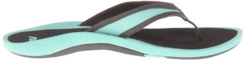 Aqua pour Brown Sandales femme Reef Bleu C0ZBvq