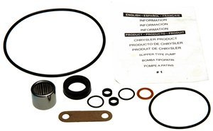 ACDelco 36-350380 Professional Power Steering Pump Rebuild Kit with Bushings, Gasket, and Seals