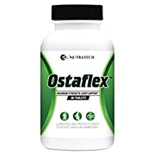 Ostaflex – Get Relief from Joint Aches and Pains with Glucosamine, MSM, & Chondroitin, Best Support For Muscle Pain & Joints, Relieve Joint Discomfort & Restores Optimal Joint Function