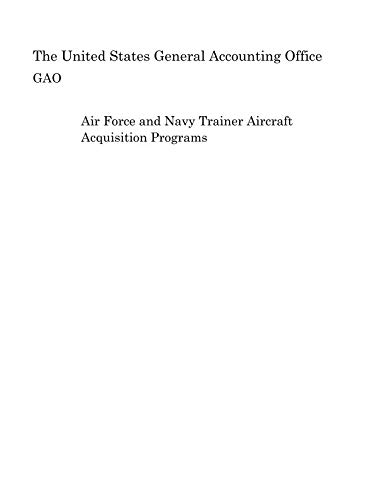 Air Force and Navy Trainer Aircraft Acquisition Programs