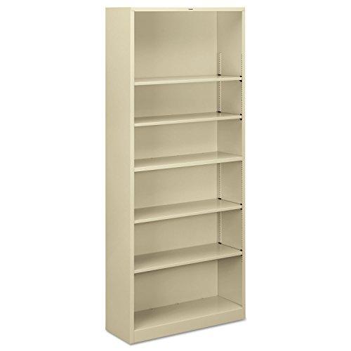 Advantage 5 Shelf Bookcase - 9