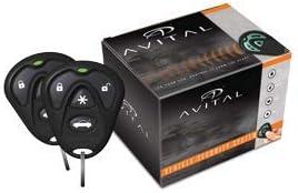 Avital 1-Way Remote Start System