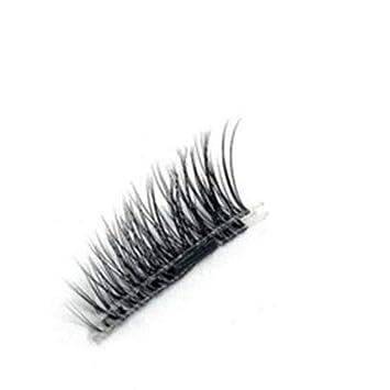 2b89822b0ef Magnetic False Eyelashes,Reusable Wispies Fake Eye Lashes Kit C2-mz2640