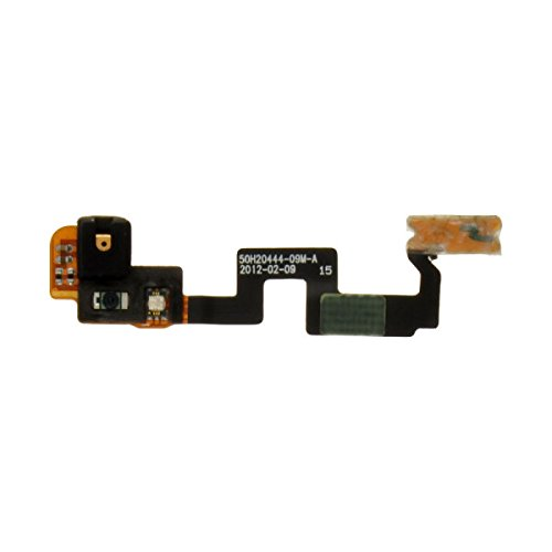 Flex Cable (Power) for HTC One X (International) with Glue Card by Wholesale Gadget Parts (Image #3)