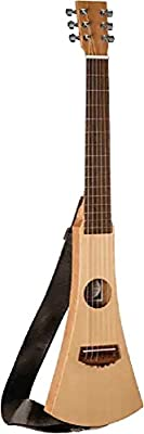 Nylon String Backpacker Acoustic Guitar