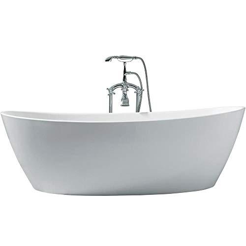 DKB Zarya UB118-7034 Freestanding Acrylic Bathtub 70