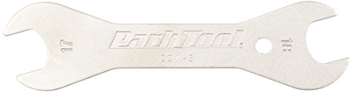 Park Tool DCW-4 Double Ended Cone Wrench (13mm and 15mm) (Flat Wrench)