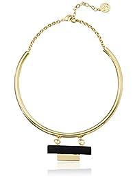 Ben-Amun Jewelry Modern Gold Collar Necklace
