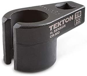 TEKTON 47749 3/8-Inch Drive by way of 7/8-Inch (22 mm) Offset Oxygen Sensor Socket