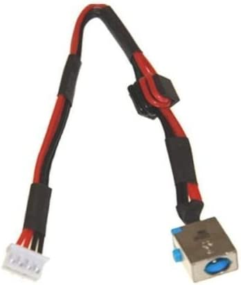 Original DC power jack with cable for GATEWAY NEW95 NV53A52U NV53A62U NV53A63U