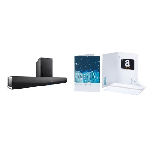 Heos HomeCinema + Amazon.com $50 Gift Card