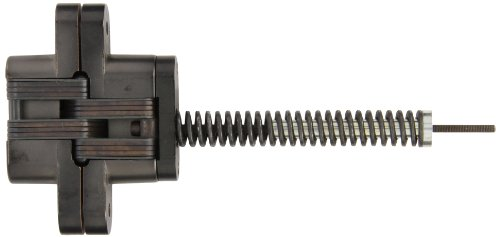 SOSS 216IC Zinc Invisible Spring Closer for 1.375'' Doors, Oil Rubbed Bronze Exterior Finish by SOSS