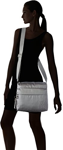 Paloma Duck Shoulder Bag Grey Mandarina Women's Mandarina Md20 Tracolla Duck wnpBqZAzx