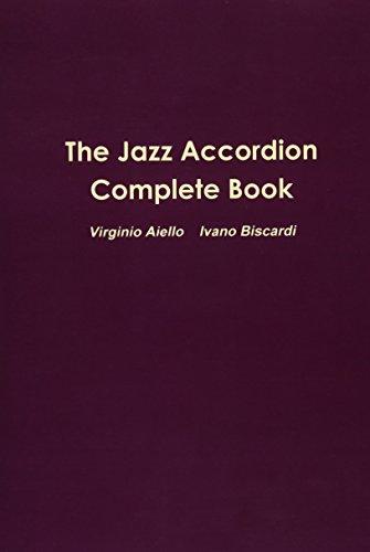 The Jazz Accordion Complete Book ()