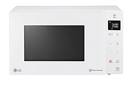 LG mh6535gph Horno a microondas combinado Smart Inverter con grill Capacidad 25 L potencia 2050 Color Blanco: Amazon.es: Hogar