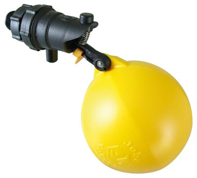 Rojo Float Valve 3 4 Quot Black Yellow Import It All