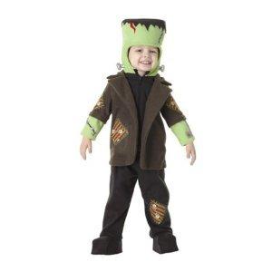 Infant u0026 Toddler Lil Frankenstein Costume  sc 1 st  Amazon.com & Amazon.com: Infant u0026 Toddler Lil Frankenstein Costume: Clothing