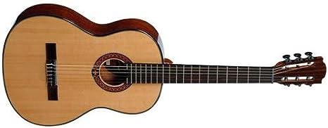 Lag - Oc66 occitania natural guitarra clásica: Amazon.es ...