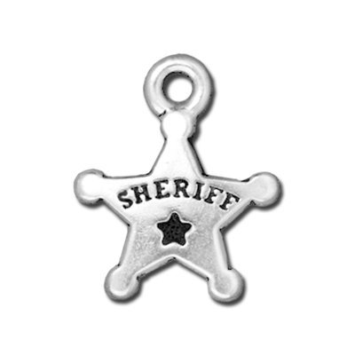 Sheriff Badge]()