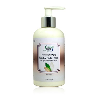 Finally Pure - Unscented Hand & Body Lotion with Hyaluronic