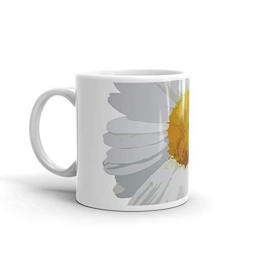 Daisy Large Mug - 8