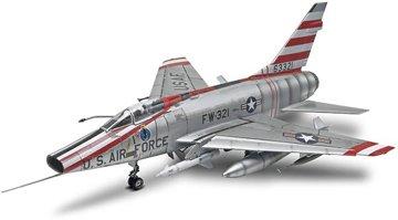 F100 Super Sabre Aircraft 1/48 Revell
