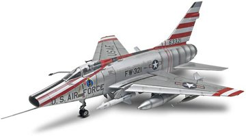 F100 Super Sabre Aircraft 1/48 Revell for sale  Delivered anywhere in USA