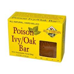 All Terrain Poison Ivy Bar 4 oz ( Multi-Pack) by All Terrain