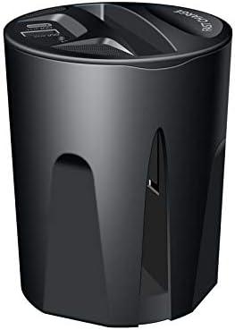 Caricabatteria per auto X9 auto QI standard di ricarica wireless Coppa Fast Charger ricarica veloce