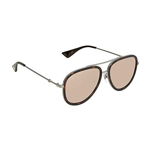 Gucci Aviator Ladies Sunglasses GG0062S 009 ()