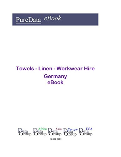 Europa Towel - Towels - Linen - Workwear Hire in Germany: Market Sales in Germany