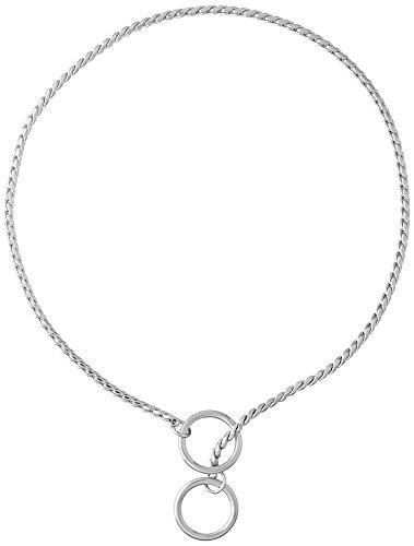 Amazon Com Guardian Gear Medium Chrome Snake Chain Dog Collar 20
