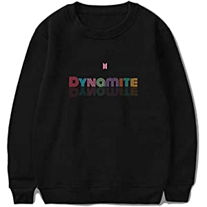 B.T.S Dynamite-Dynamite Disco Sweatshirts Merchs BTS Merchan-dise