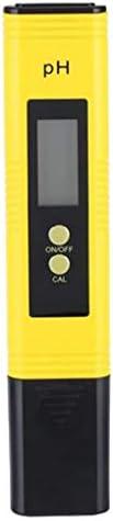 gazechimp Digital PH Meter Tester Aquarium Water LCD Tester Pen Hydroponic Monitor