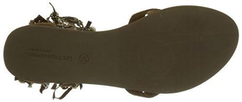 Camel Brown Belarbi Tropéziennes Sandals Women's M par Gopak Les 0O8tBqwB