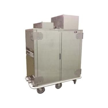 Carter-Hoffmann Correctional Transport Cart dual heated - CHH120