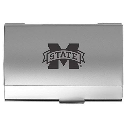 State Bulldogs Pocket - LXG, Inc. Mississippi State Univerty - Pocket Business Card Holder