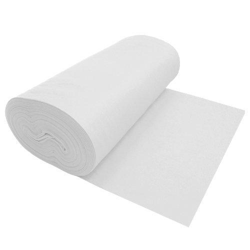 Nu-Source Inc. Premium Wool Blend Felt White 1001-72
