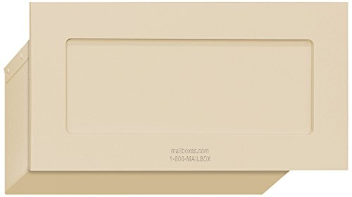 Salsbury Industries 2255SAN Mail Drop, Sandstone by Salsbury Industries
